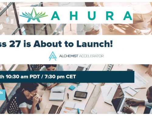 Ahura AI Joins Elite Roster of Alchemist Accelerator Graduates From The Class of XXVII