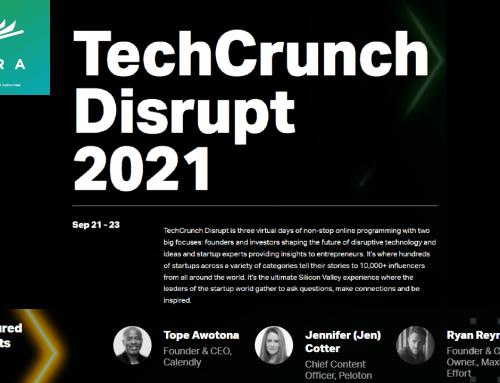 Ahura AI Attends TechCrunch Disrupt 2021